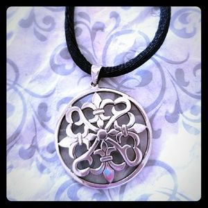 Stamped 925 pendant